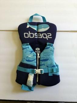 Speedo Infant US Coast Guard Approved Life Jacket Preserver