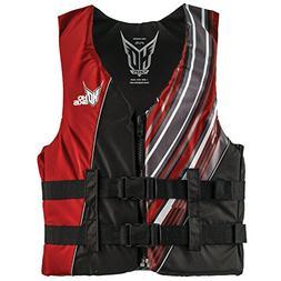 HO Sports Infinite Life Vest - Men's Black/Red Small