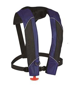 S&D Inflatable Life Jacket Automatic/Manual Light Weight Lif