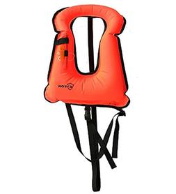 Eyson Inflatable Life Jacket Buoyancy Water Sport Suit Marin
