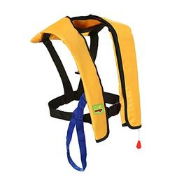 Eyson Inflatable Life Jacket Life Vest Basic