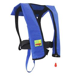 Eyson Inflatable Life Jacket Life Vest Basic Automatic/Manua