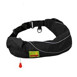 Eyson Inflatable Life Jacket/Vest Waist Quadrate Air Bag Aut