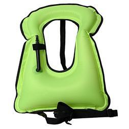Sloueasy Adult Inflatable Life Jackets, Fast Inflation Adjus
