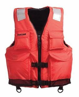 Kent Elite Dual Size Commercial Life Vest - Persons over 90-