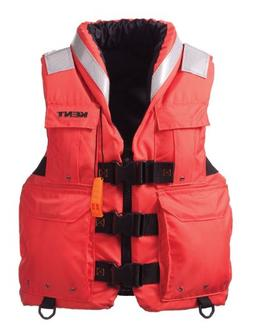 SEARCH AND RESCUE SAR COMMERCIAL VEST - 3X-LARGE - ORANGE