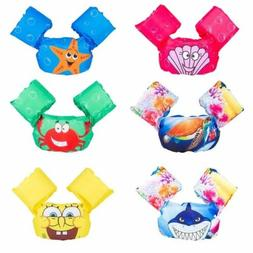 baby kids cartoon life jacket safety float