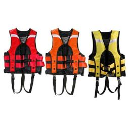 Kids Drifting Swimming Aid Life Jackets Buoyancy Vest Safety