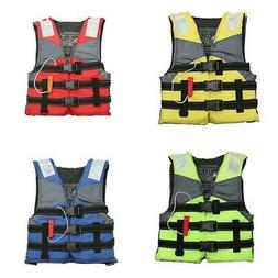 Kids Life Jacket Aid Sailing Boating Swimming Kayak Fishing