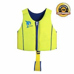 FORNY Kids Life Jacket Children Watersport Classic Series Sw