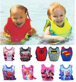 Kids Life Jacket Sports Swimming Children Floating Swim Aid