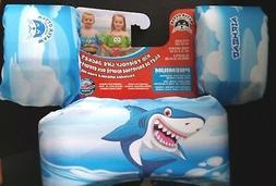 Kids Life Jacket Airhead Water Otter Shark Premium 33-55 lbs