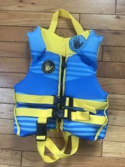 Kids life jacket Body Glove Youth Type III PFD Ski Vest Wake