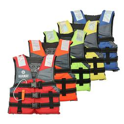 Kids Size Safety Life Jacket Aid Sailing Boating Swimming Ka