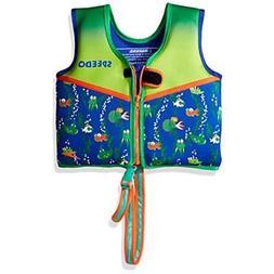 Kids Swim Vests UPF 50+ Begin To Printed Neoprene Vest, Sapp