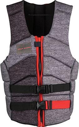Ronix Kinetik NCGA Impact Vest Heather Grey -medium