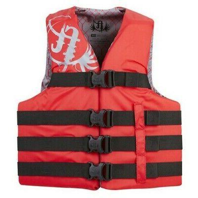 112200 100 030 19 adult life jacket