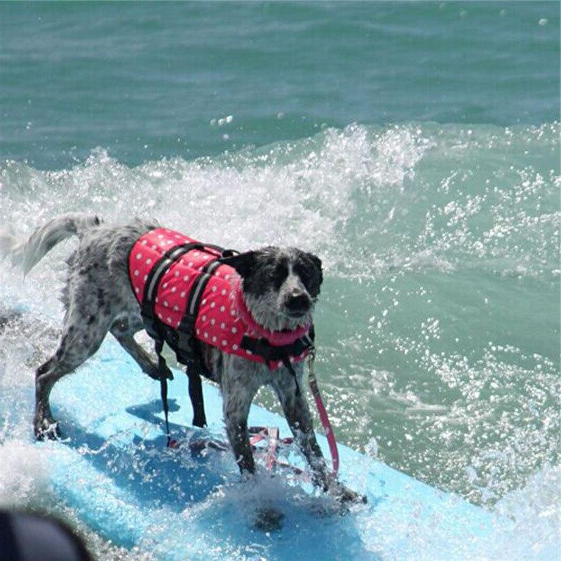 2017 quality <font><b>Jacket</b></font> Safety Surfing Swimming Vest dog clothes
