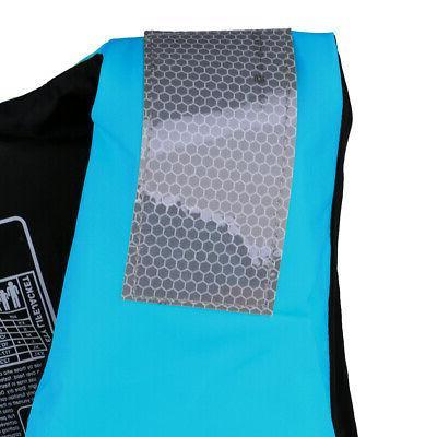 3pcs/Set Adult Life Vest Swimming Ski
