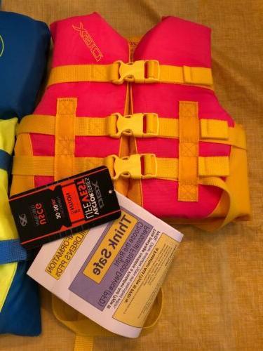 DBX Child Life Jacket Flotation III