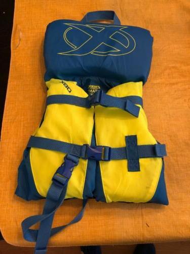 DBX Child Jacket Vest Safety Flotation