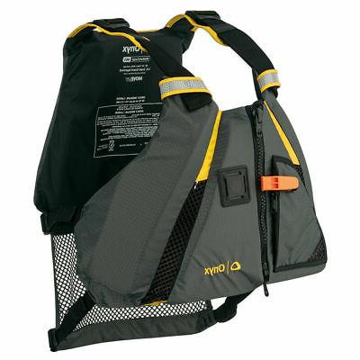Onyx 122200-300-020-18 MoveVent Dynamic Vest Adult Yellow XS