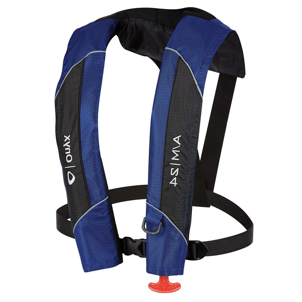 New Automatic/Manual Life Jacket Lifevest -Blue