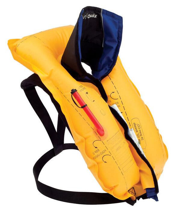 New 24 Automatic/Manual Inflatable Jacket Lifevest