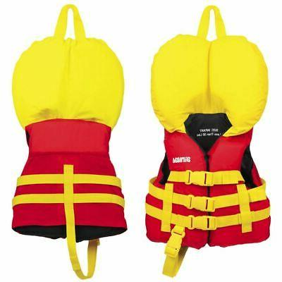 Airhead 10006-01-A-RD Nylon Infant Vest Red