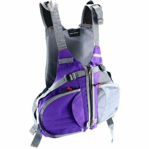 Adjustable Life Vest Aid Kayak Fishing ESA