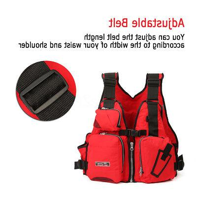 Adult Sail Kayak PFD Life Jacket