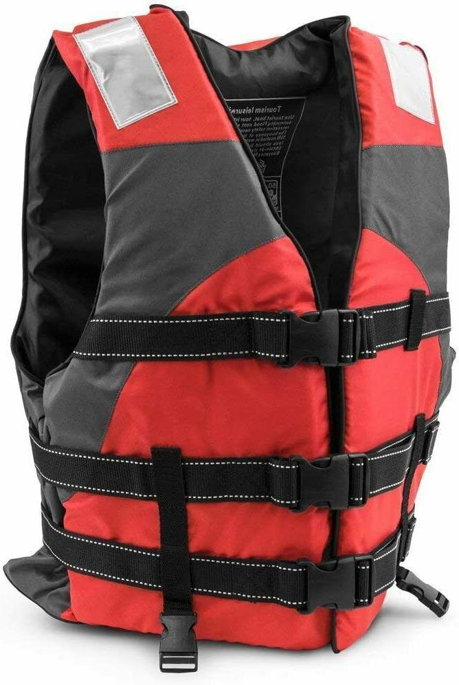 Adult Adjustable Jacket Kayak Canoe