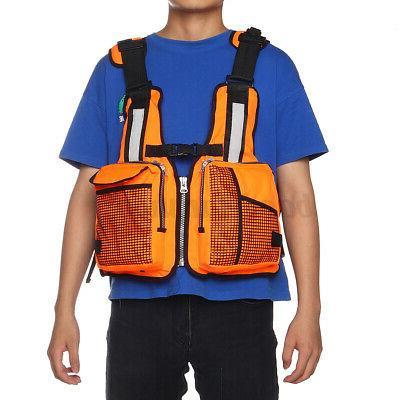 Adult Life Vest Vest Reflective