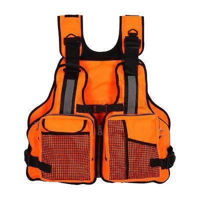 Adult Vest Vest Reflective Kayak