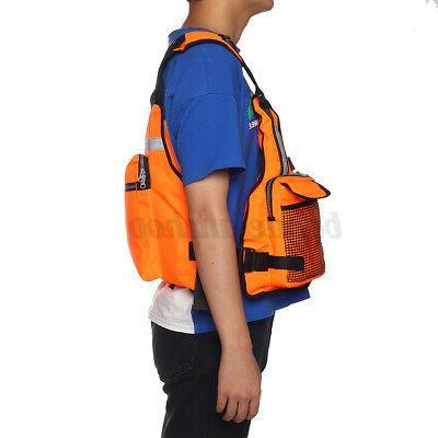 Adult Adjustable Vest Reflective US