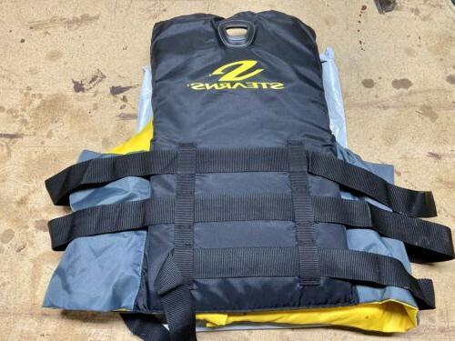 Stearns Adult Boating Life Jacket, Life Vest, L, XL