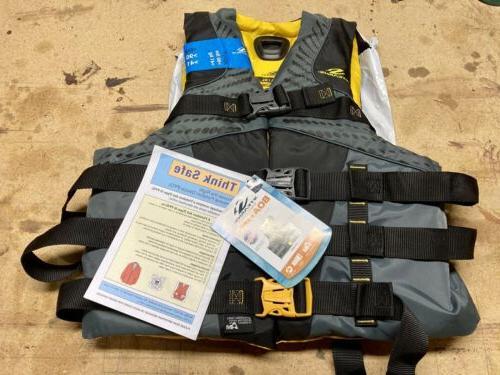 adult boating life jacket life vest size