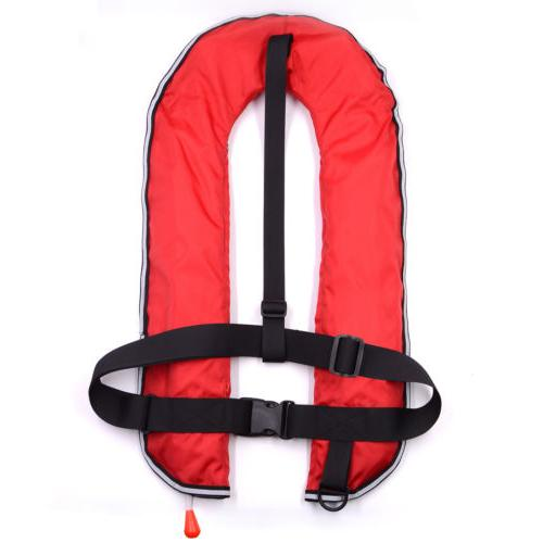Eyson Inflatable Jacket RED