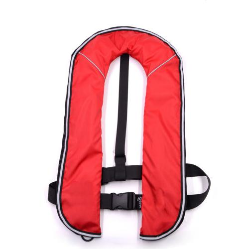 Eyson Inflatable Life Jacket Inflatable RED