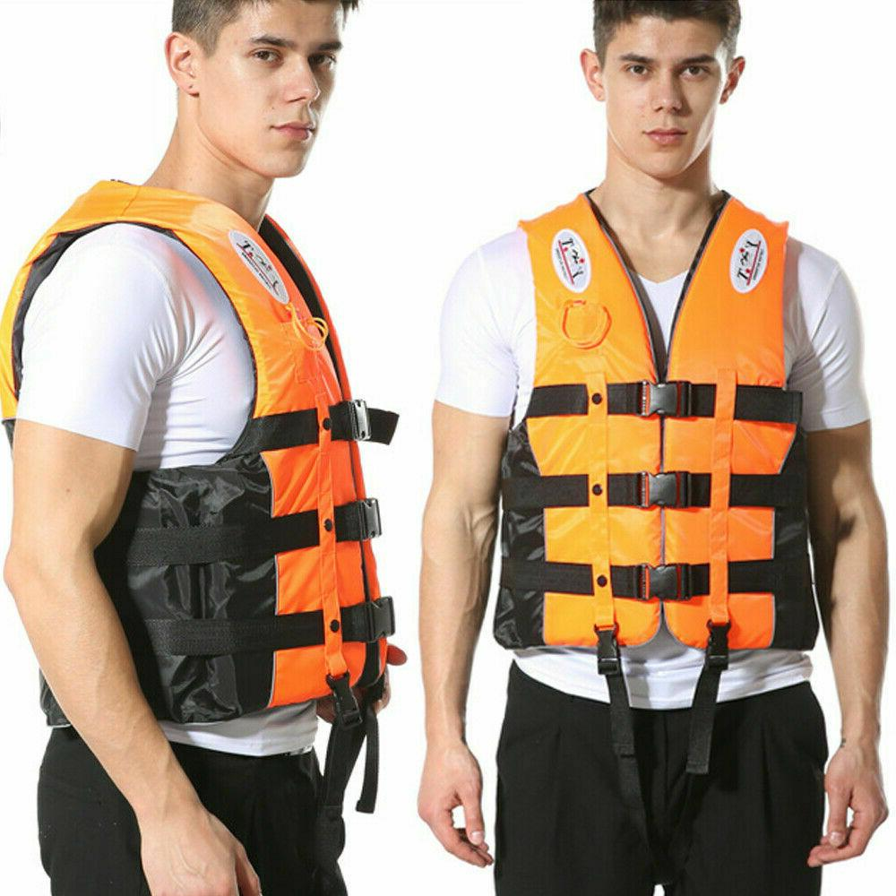 Adult Life Jacket Fishing Vest