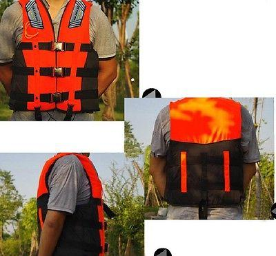Life Vest PFD III Enclosed Coast Guard SAFE