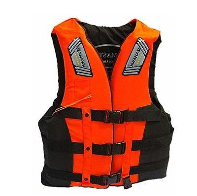 Life Vest PFD Type III Enclosed Coast Approved SAFE