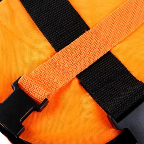 Polyester Adult Jacket Swimming Boating Ski Foam Vest + Size#
