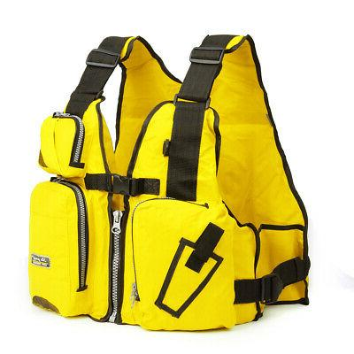 Adult Kayak Fishing Vest