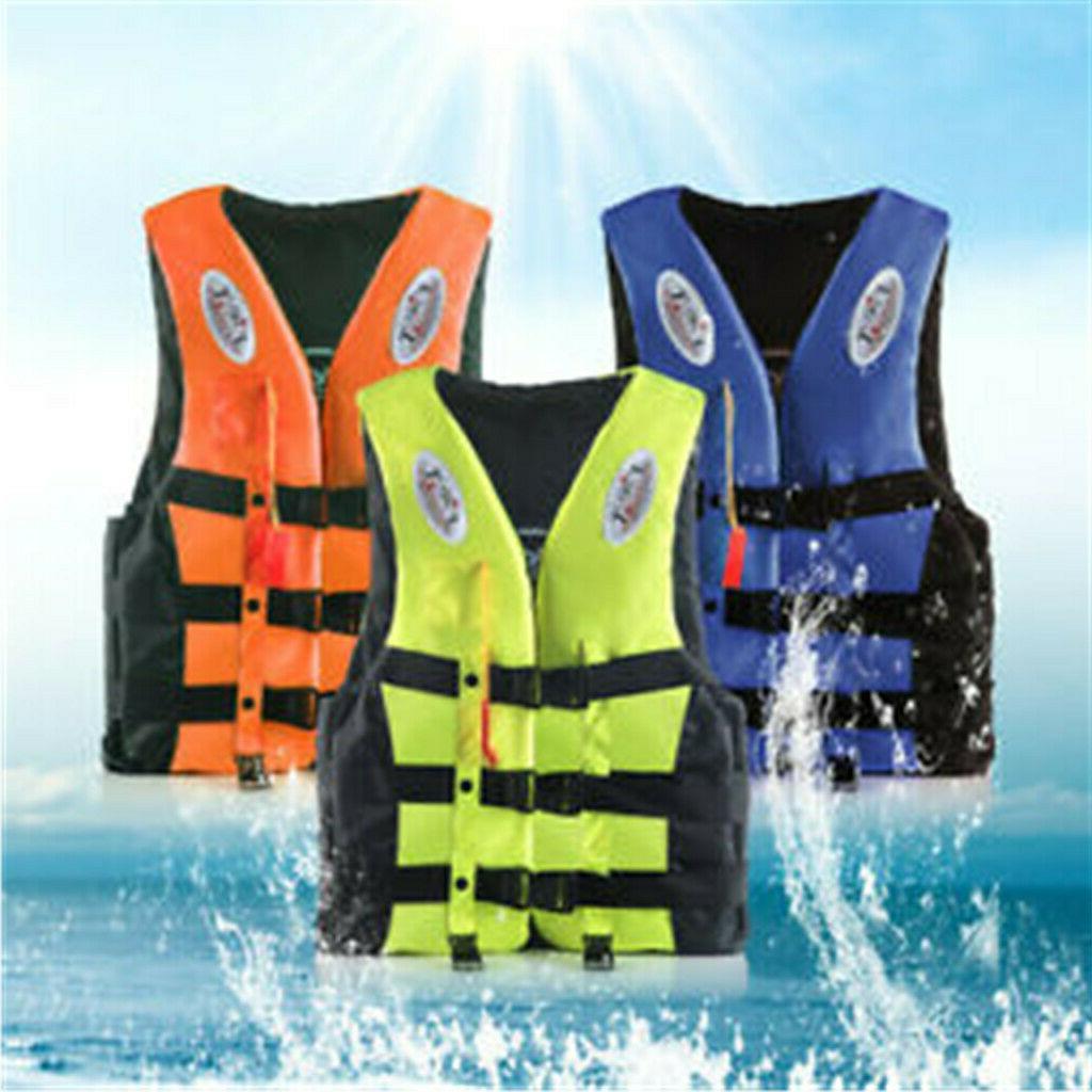 Adults Water Vest Buoyancy Fishing Boat