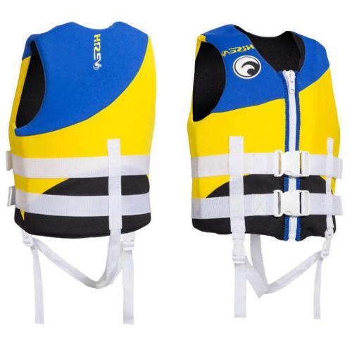 Adults Jacket Neoprene Wakeboard PFD to XXXL