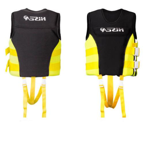 Adults Neoprene Vest Wakeboard Grey XS to XXXL