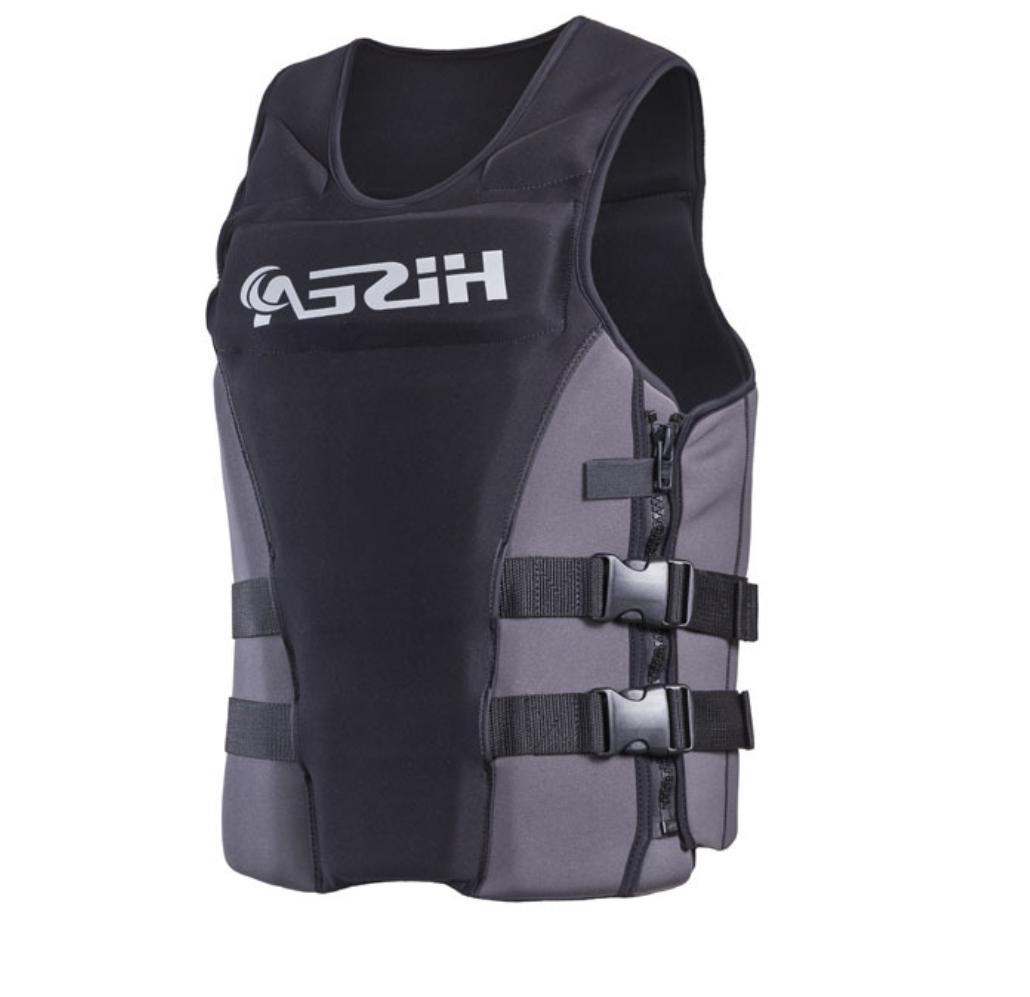 Neoprene Water Ski Wakeboard Grey to