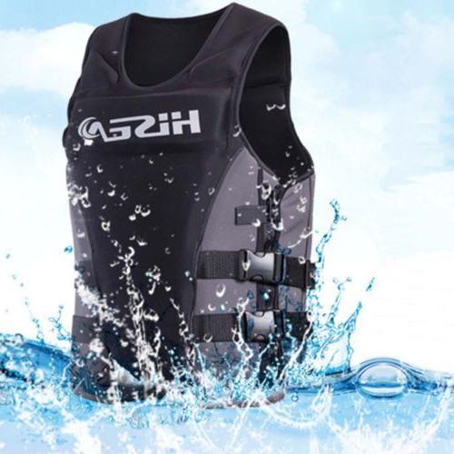 Adults Jacket Safety Premium Water Ski SXL