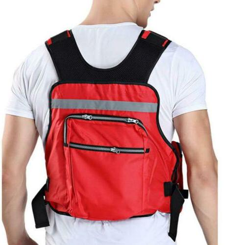Adults Life Vest For Fishing Canoe Aids